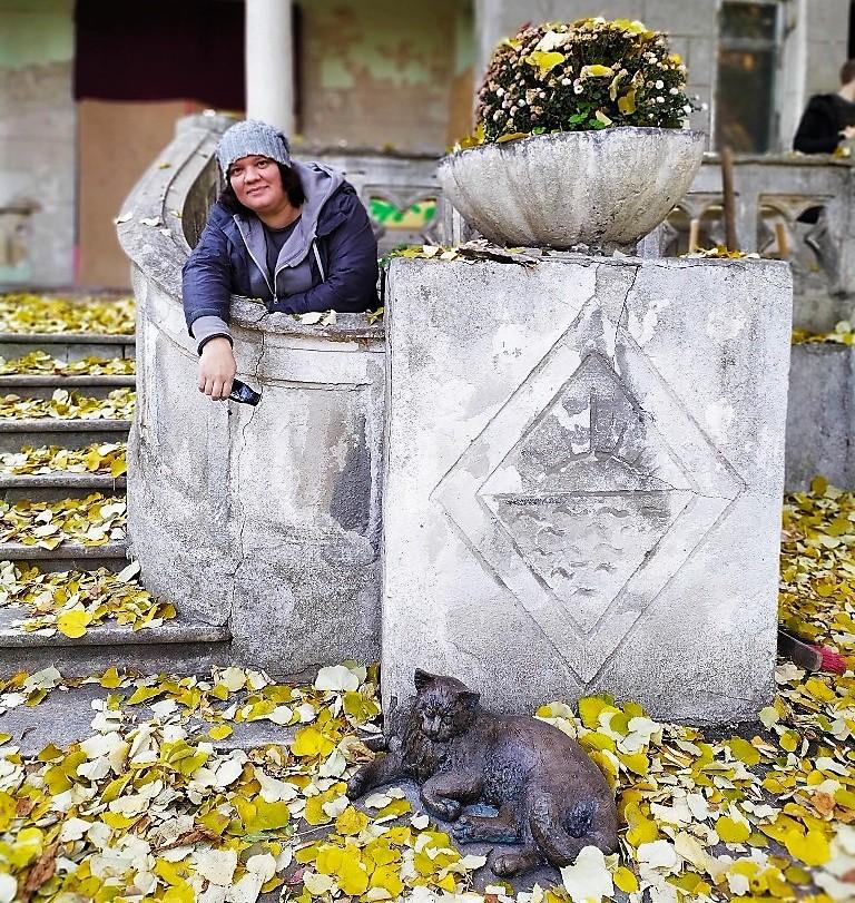 скульптор Татьяна Штыкало