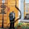 Ты одессит, Миша: что названо и увековечено в Одессе в честь Жванецкого (фото)