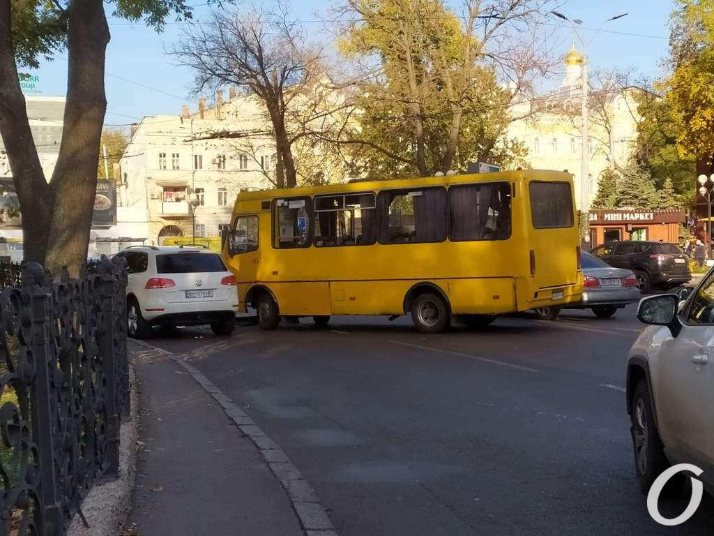 авария возле вокзала