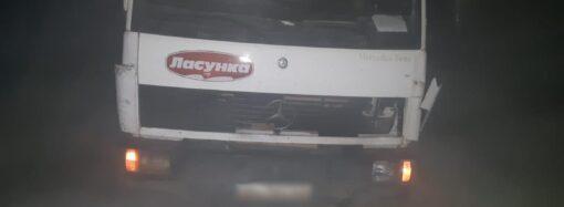 Трагедия в тумане: под Одессой грузовик задавил пешехода