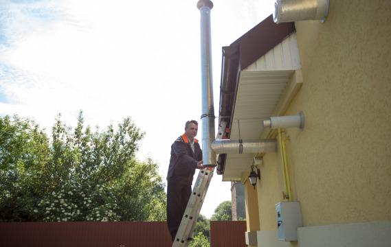 Газоснабжение в Одессе: кто должен проверять дымоход и вентиляцию?