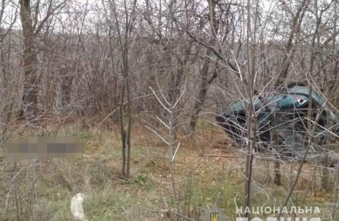 В Одесской области в утреннем ДТП погиб водитель