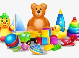 Конфискованные таможенниками игрушки подарят одесским детям