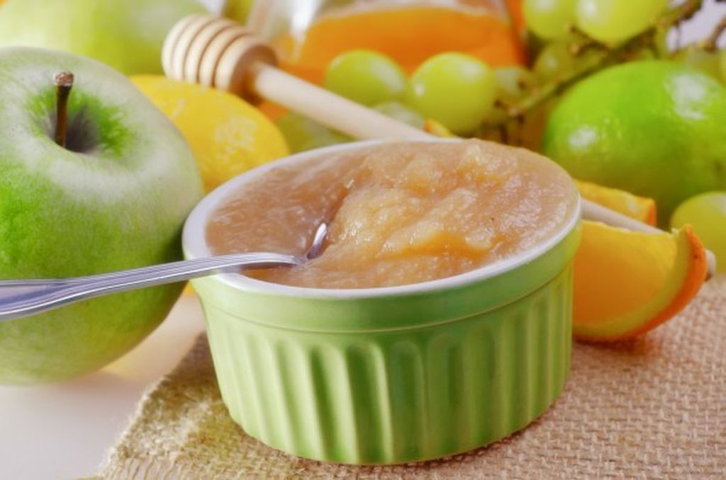 яблочно-медовый соус