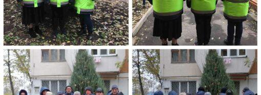 Одесских коммунальщиков приодели к зиме (фото)