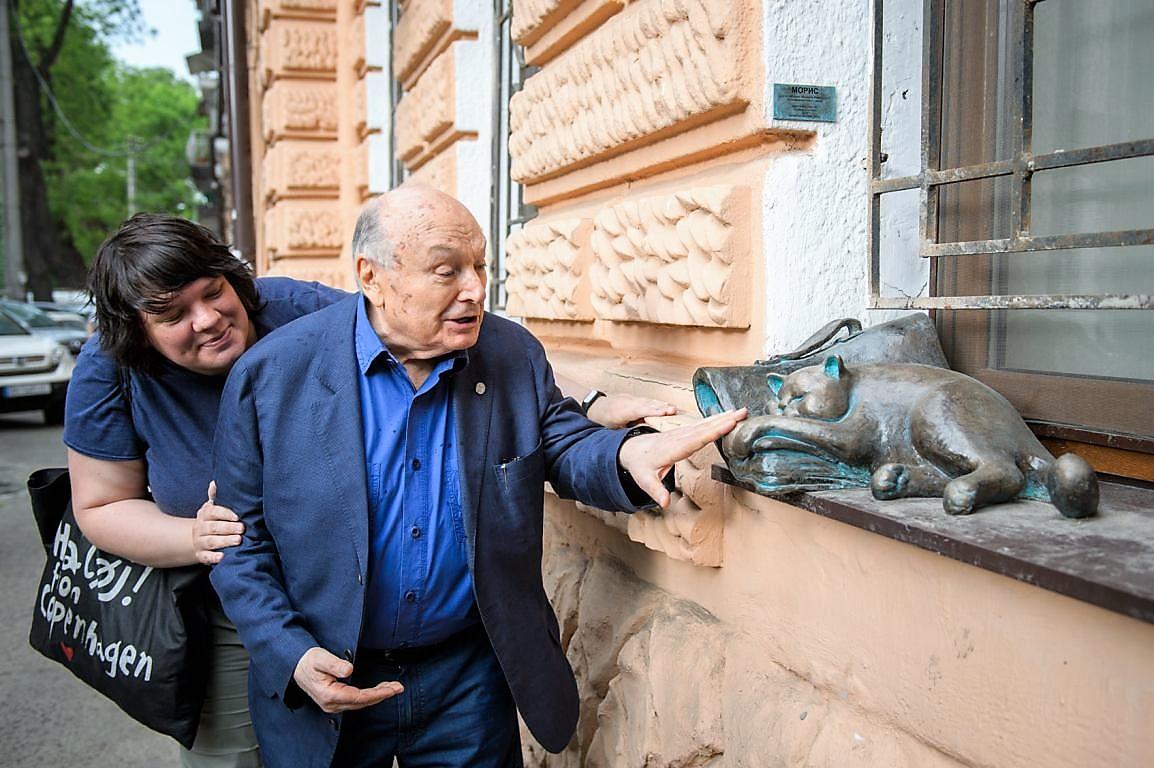 кот Жванецкого