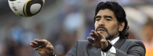 Умер Диего Марадона – легендарный футболист