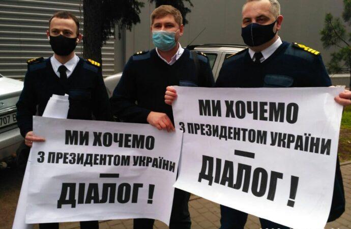 Протест моряков: суд удовлетворил требования морского профсоюза