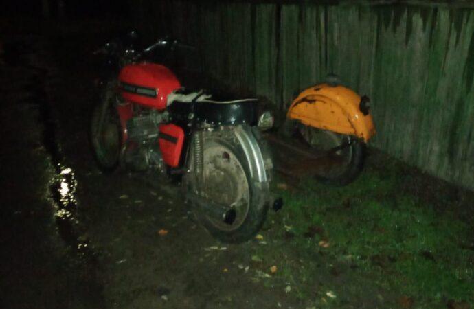 В Одесской области мотоцикл влетел в забор: есть погибший