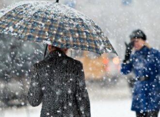 Первый день зимы в Одессе: объявлено штормовое предупреждение