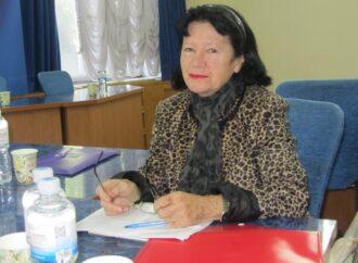 В Одессе умерла одна из основательниц местной школы социологии