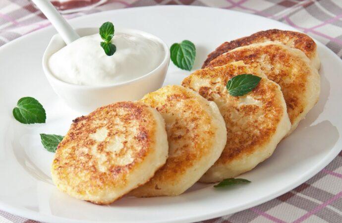 """Простой рецепт идеальных сырников от """"Одесской жизни"""""""