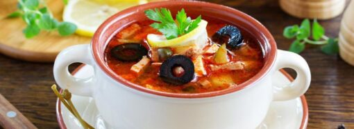 """Вкусно с """"Одесской жизнью"""": рыбный суп с помидорами и сладким перцем"""