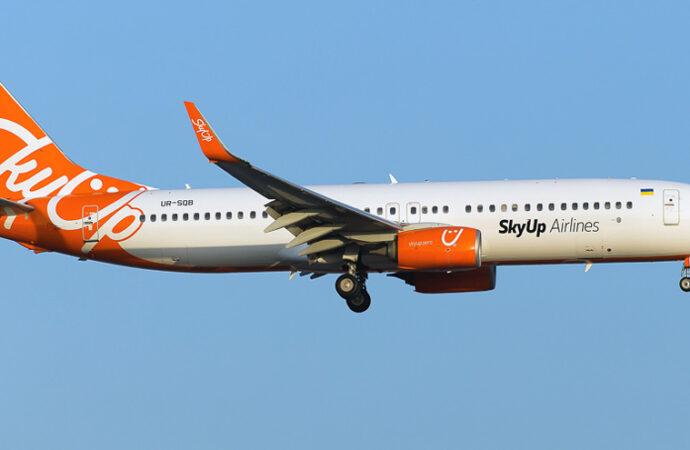 SkyUp возобновит рейсы в Одессу из четырех городов Украины