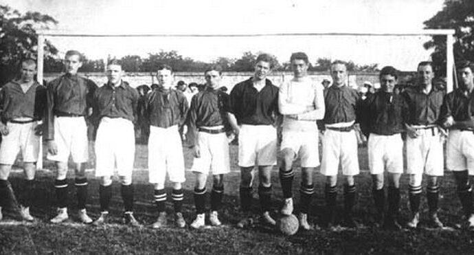 История Одессы: 107 лет назад «южане» стали футбольными чемпионами