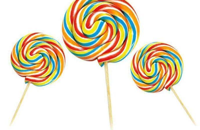 Традиционные сладости для взрослых и детей: леденцы
