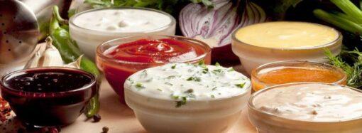 Соус вместо подливы – три изысканных рецепта