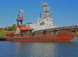 «Делфи» два? Под Одессой тонет судно спасателей