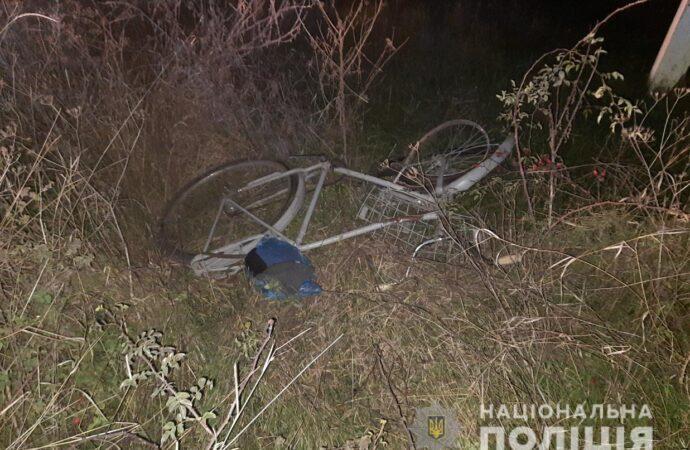 В Одесской под колесами внедорожника погиб велосипедист
