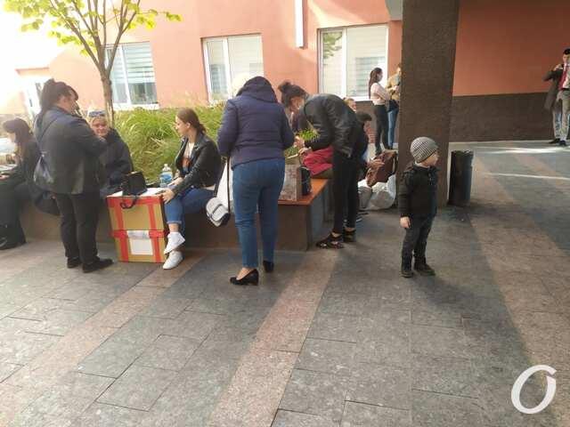 результаты выборов в Одессе