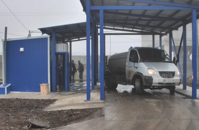 В Одессе сточные воды принимают через специальные станции