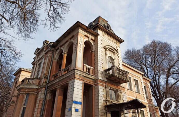 В Одессе митингуют против сноса дачи Маразли