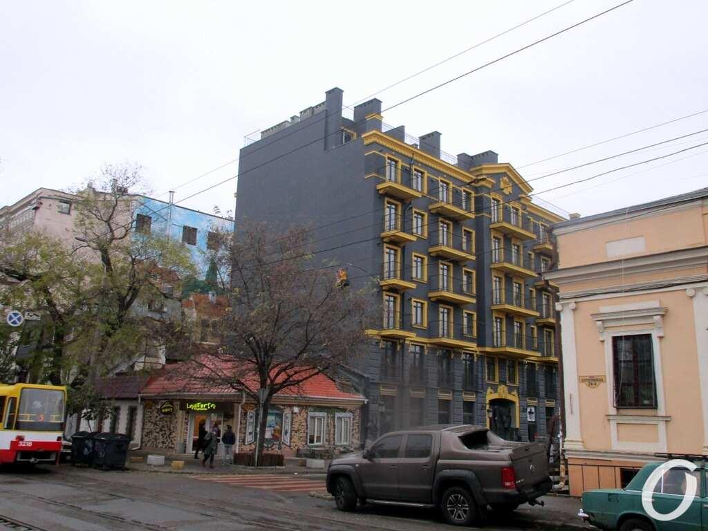 ЖК «Вентимилья» в Одессе