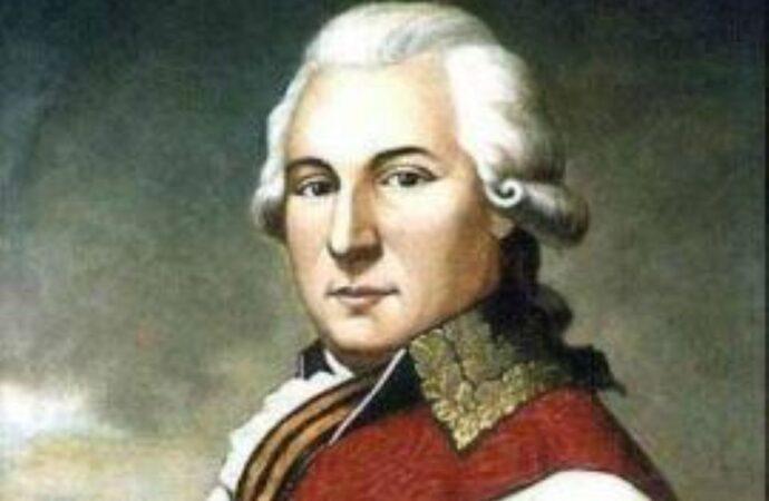 Основатель Одессы Иосиф де Рибас умер 2 декабря 220 лет назад