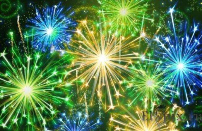 Новый год-2021: на Думской площади Одессы прогремел праздничный фейерверк (видео)