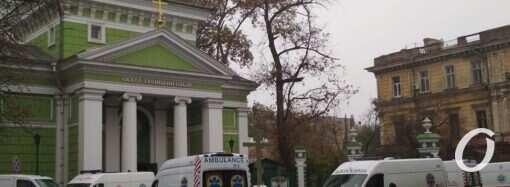Скандал в одесской больнице: в облздраве назвали «фейком» информацию о трупах в палатах (фото) (видео)