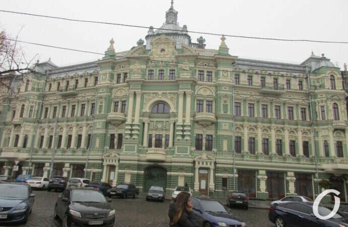 Одесский дом Руссова: продолжение «нехорошей истории»
