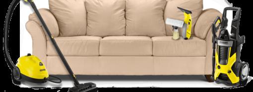Как почистить мягкую мебель и ковры: самому или довериться специалистам?