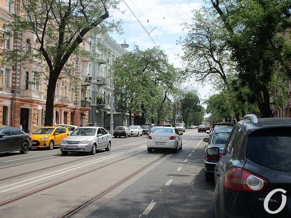 улица Софиевская в Одессе
