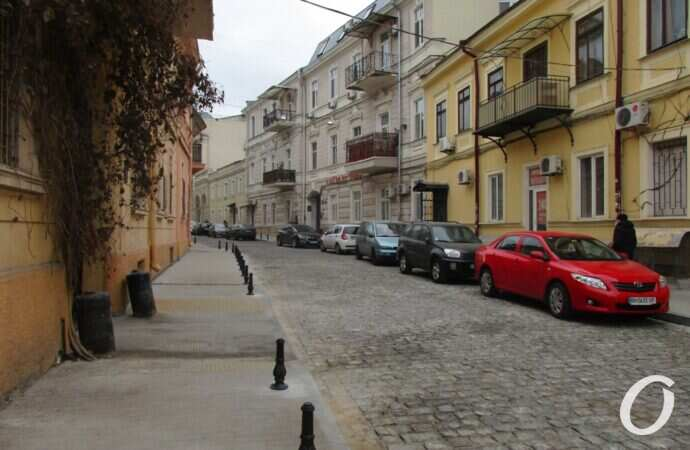 Мэрия Одессы доплатит за капремонты улицы Софиевской, Воронцовского переулка и спуска Маринеско