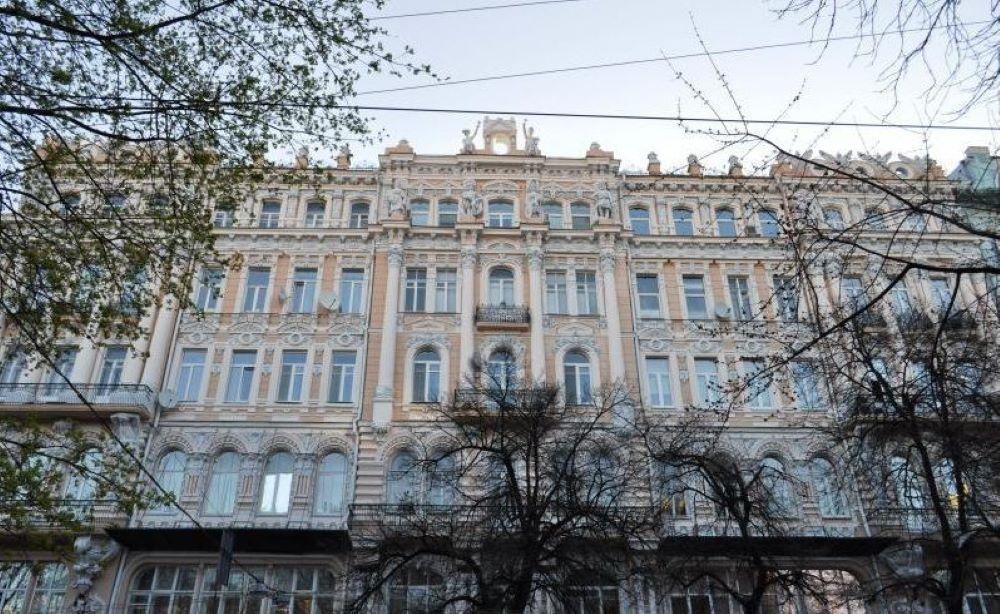 дом Гинзбурга киев
