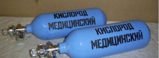 В одесских больницах увеличили количество мест с подачей кислорода