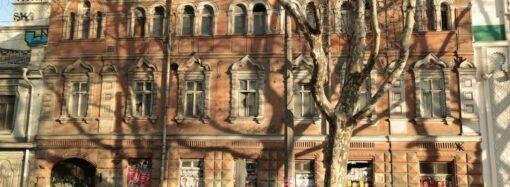 Типография Фесенко остается: застройщик передумал сносить исторические здания на Ришельевской