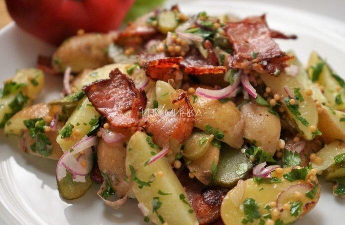 """Вкусно с """"Одесской жизнью"""": два рецепта теплых салатов"""