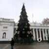 Когда откроют главную новогоднюю елку Одессы: дата и время