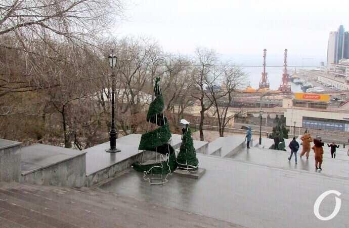 Погода в Одессе: каким будет последний день 2020-го года?