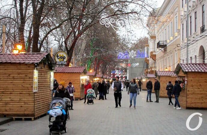 Что произошло в Одессе 19 декабря: фрукты с кокаином и старт новогодних гуляний