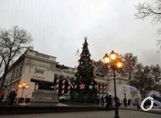Новый год-2021: в Одессе установят скульптуру быка