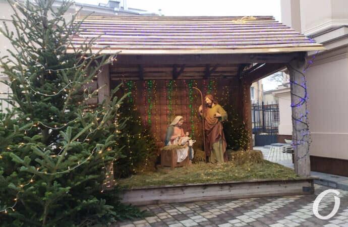 Главные события Одессы 25 декабря: Рождество, конец «хатынки» и «рогатый» креатив