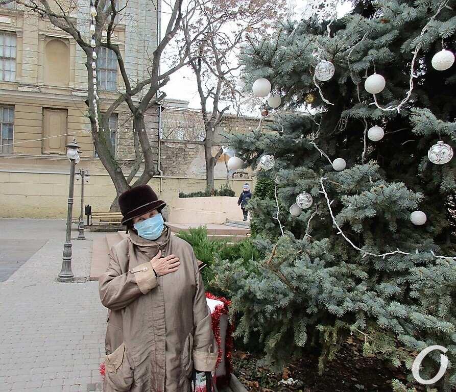 в резиденции Деда Мороза
