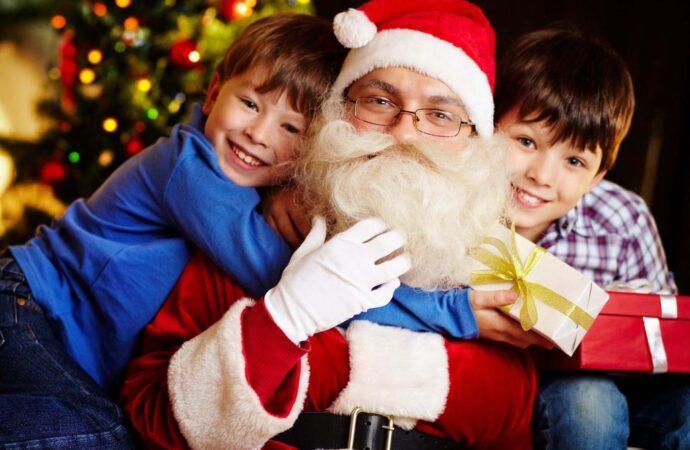 Как стать Дедом Морозом для своего ребенка?