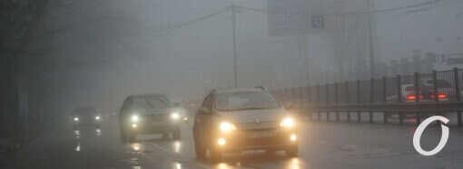 Погода в Одессе 21 января: туман и гололедица