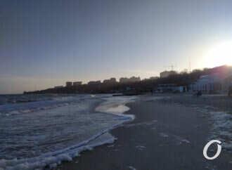 Температура морской воды в Одессе 9 июня: ни холодная ни теплая