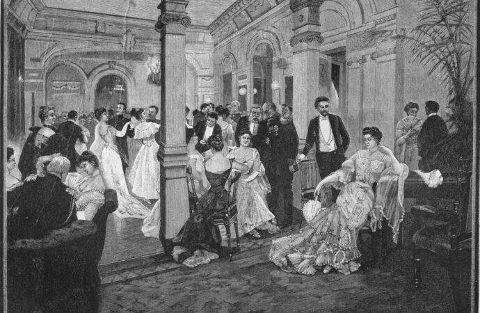 Воронцовская Одесса-1853: Новый год встретили торжественно и с уверенностью в завтрашнем дне