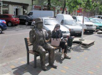 Памятники, скульптуры и арт-объекты Одессы: что появилось в уходящем году и что мы потеряли?