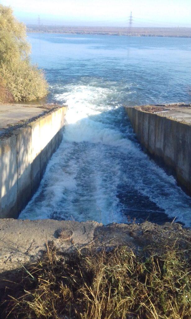 барабойское водохранилище
